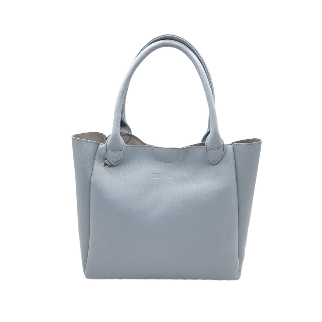 Borsa My Twin Twinset Donna Shopping Bag Azzurra