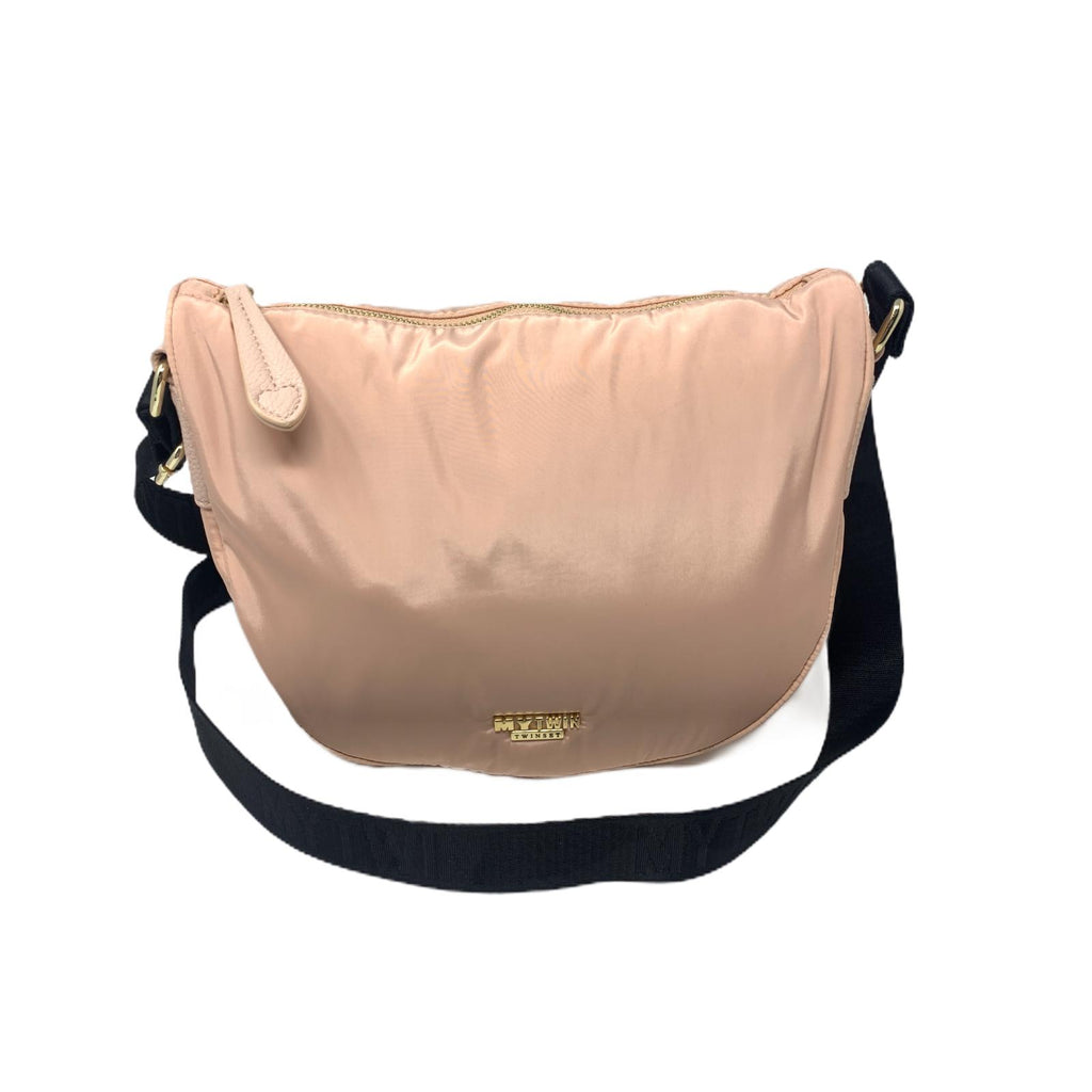 Borsa My Twin Twinset Hobo Mini Rosa