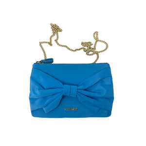 Borsa Pochette My Twin Twinset Turchese Mini