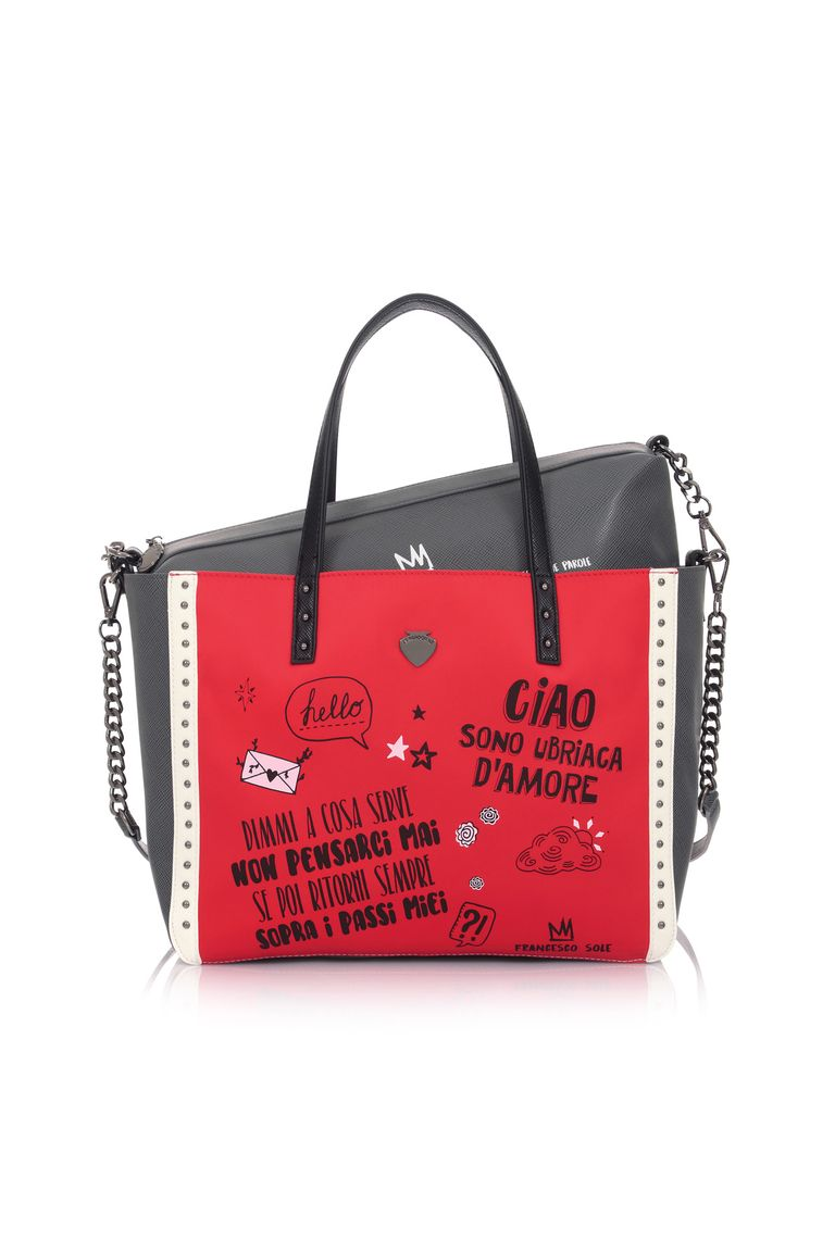 Borsa Revesible Bag Ciao Le Pandorine Francesco Sole