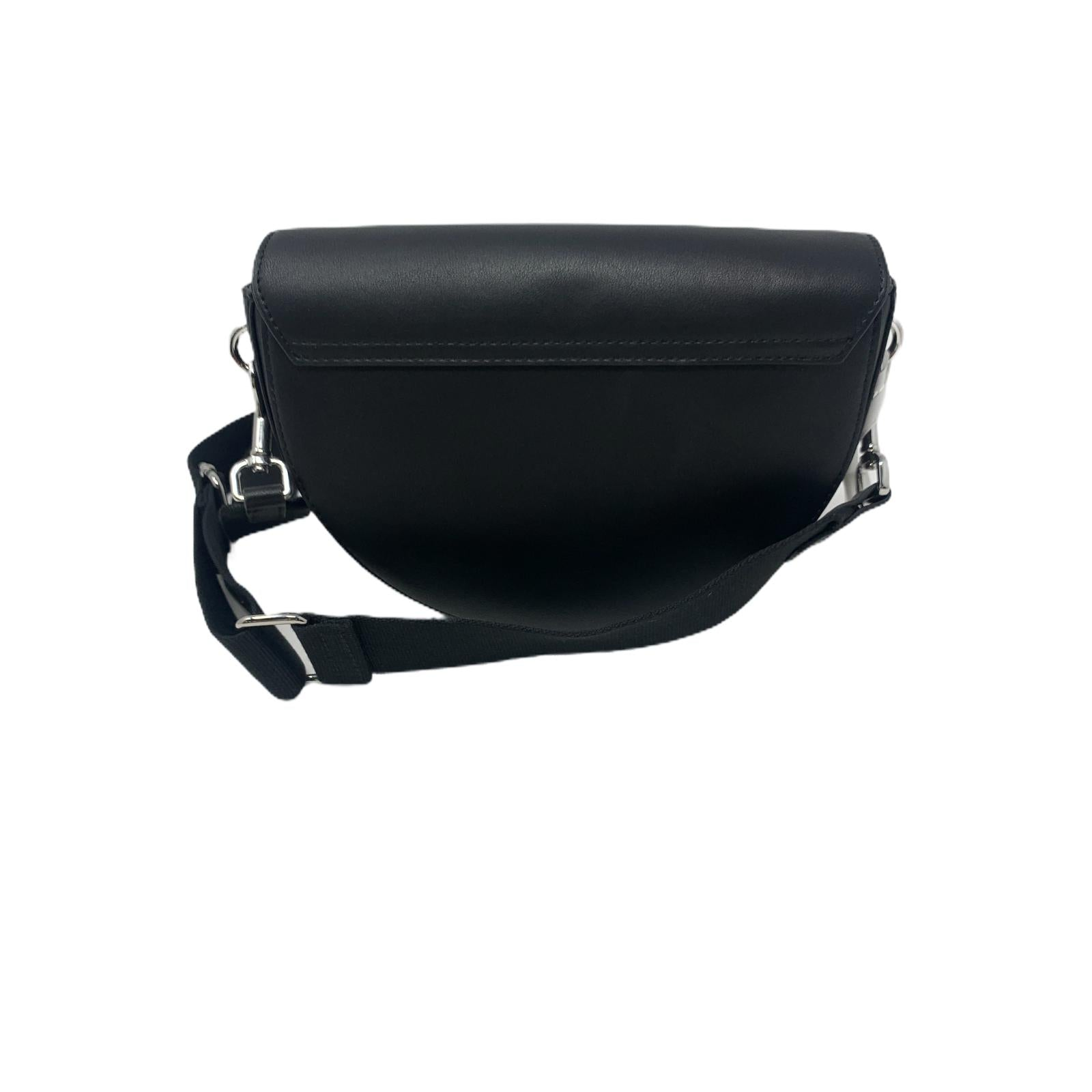 Borsa Tommy Hilfiger Staple Saddle Black