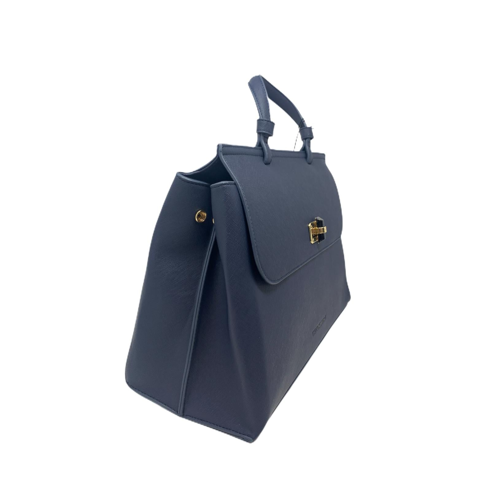 Borsa Tru Trussardi Shopper Bag Donna Blue Navy