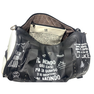 Borsa Le Pandorine Francesco Sole Week End
