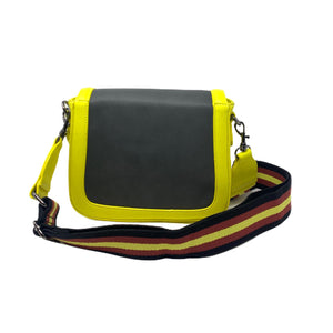 Borsetta Selfie Bag People Mini Yellow Dark  1
