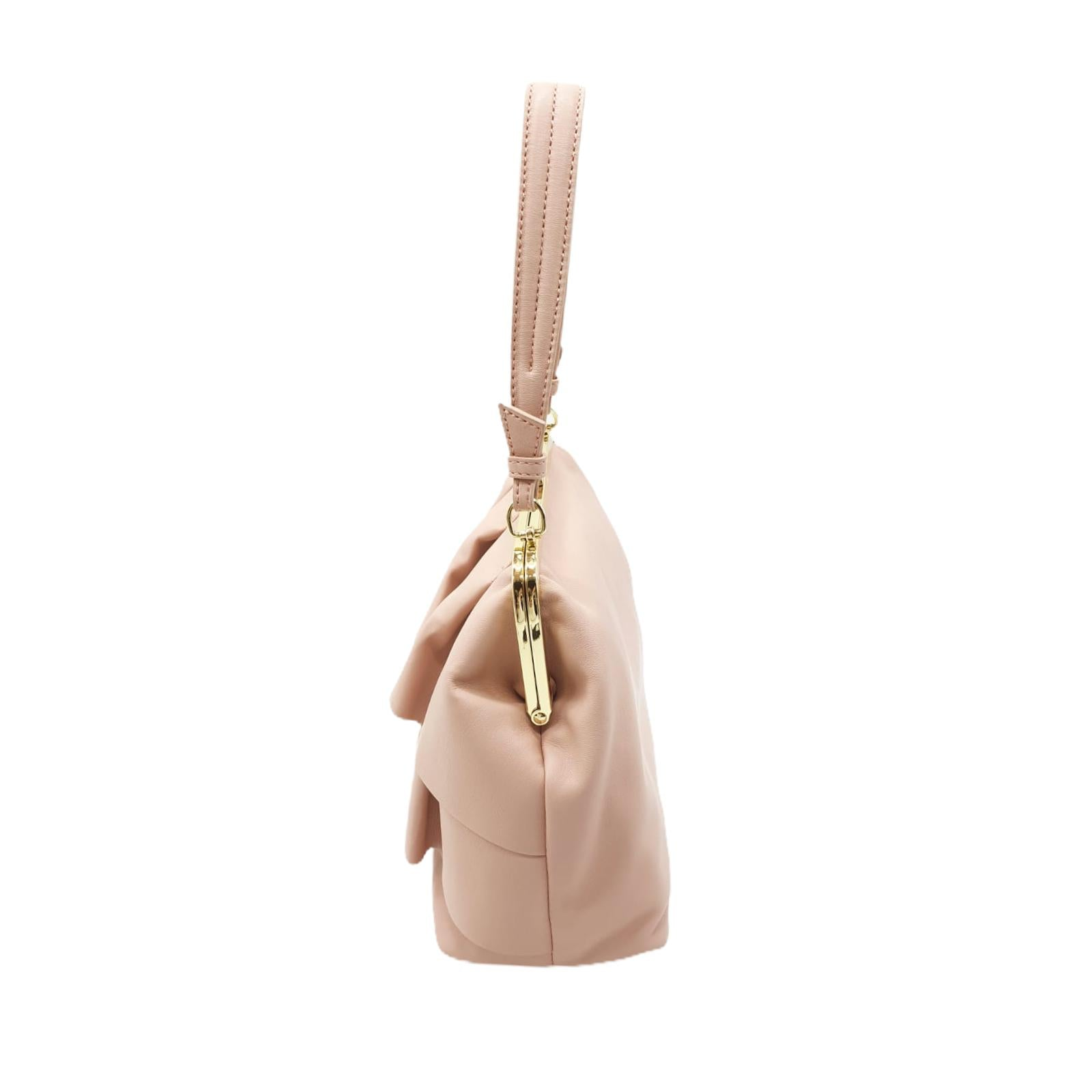 Borsetta Twinset Shopping Bag Mini Rosa Fresi