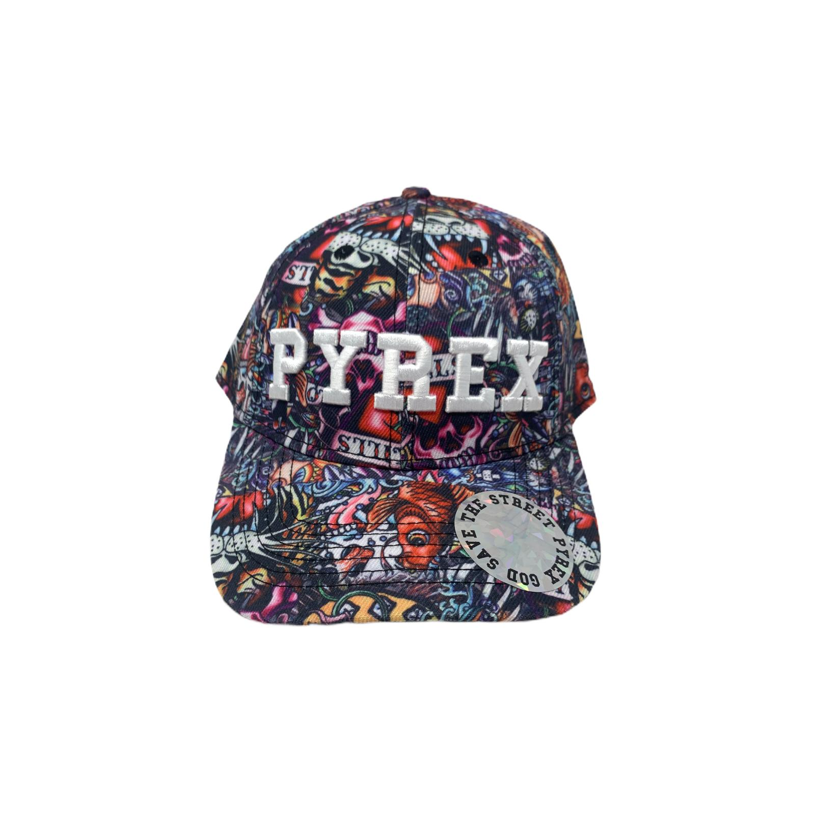 Cappello PYREX Snapback Save The Street Fantasy
