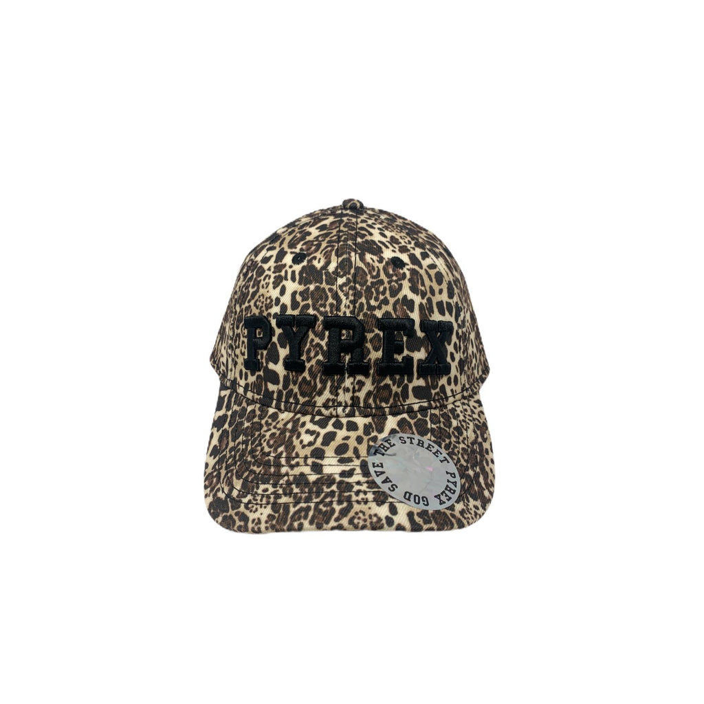 Cappello PYREX Snapback Save The Street Leopard