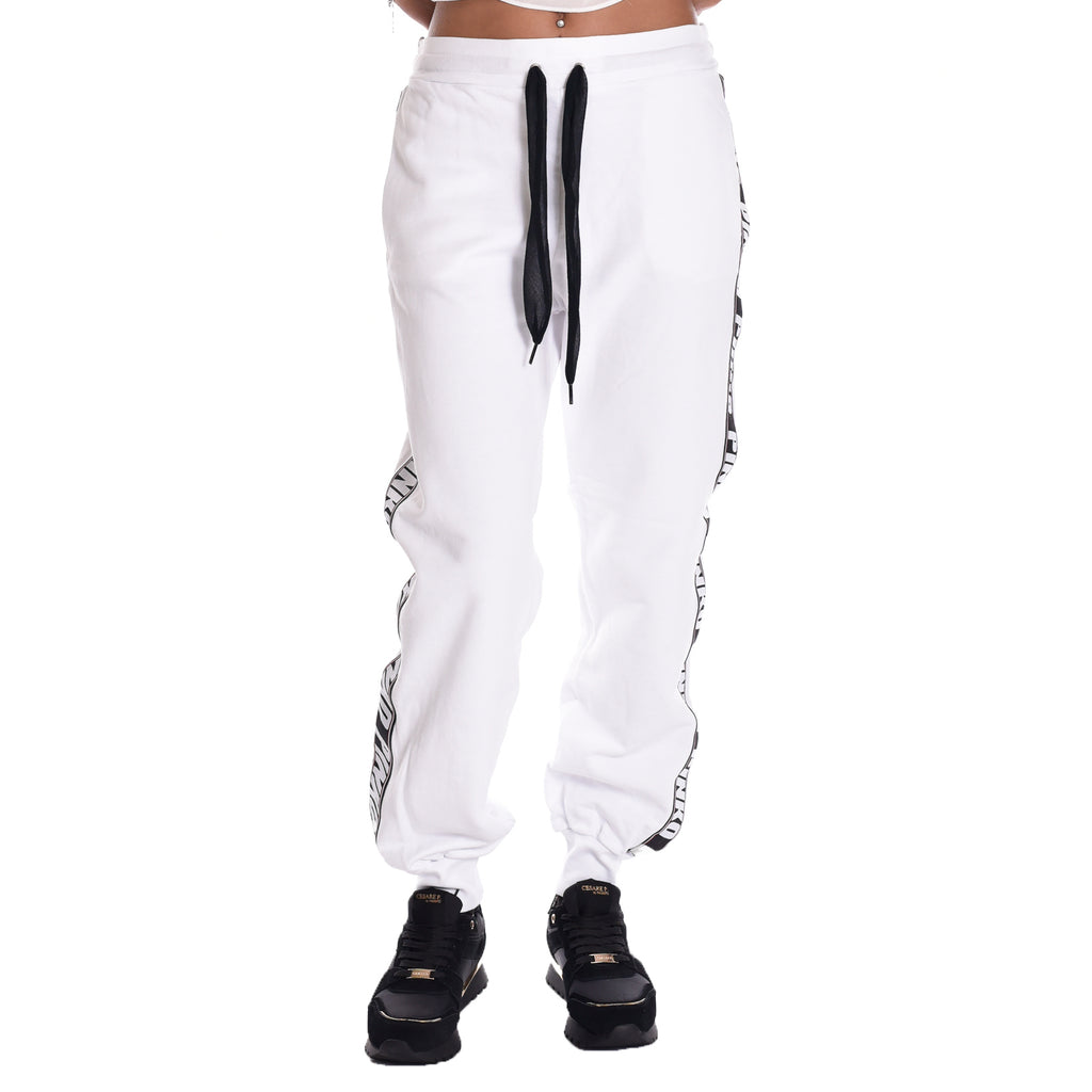 Pantalone Step Up Pinko White Sportivo