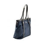 Borsa Shopper U.S. Polo Black Nylon Brown