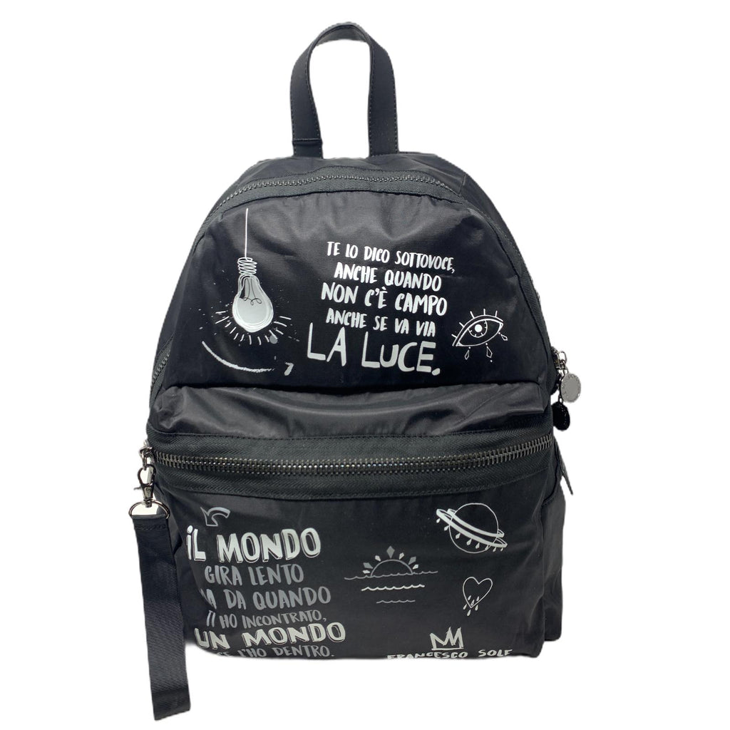 Zaino Le Pandorine BackPack Francesco Sole