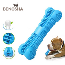 Load image into Gallery viewer, BENOSHA Pet Teeth Cleaning Toothbrush