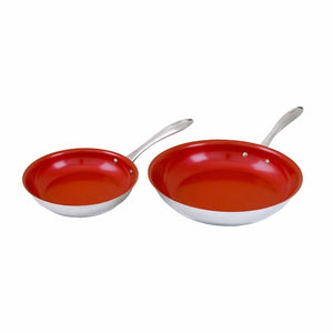 Concentrix Ceramic Nonstick Frypan Set - Veri Vera