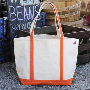 Medium Classic Boat - Canvas Tote - Veri Vera