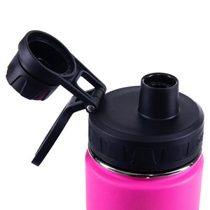 20oz Stainless Steel Sport Water Bottle - Island Pink - Veri Vera