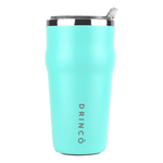 Load image into Gallery viewer, DRINCO 20oz Insulated Tumbler Beer Mug-Bottle Opener THOR-(Aquamarine) - Veri Vera