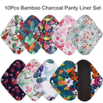 Load image into Gallery viewer, Reusable Bamboo Menstrual Pads - Veri Vera