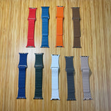 Magnetic Leather Apple/Smart Watch Band - Size 38/40