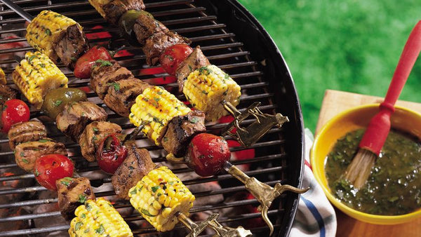 Skewered Southwest Steak