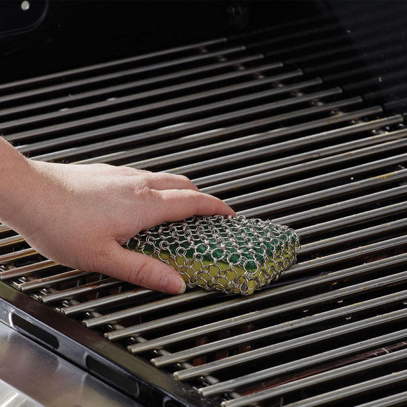 <b>Mr.Bar-B-Q</b> Chainmail Grill Cleaner
