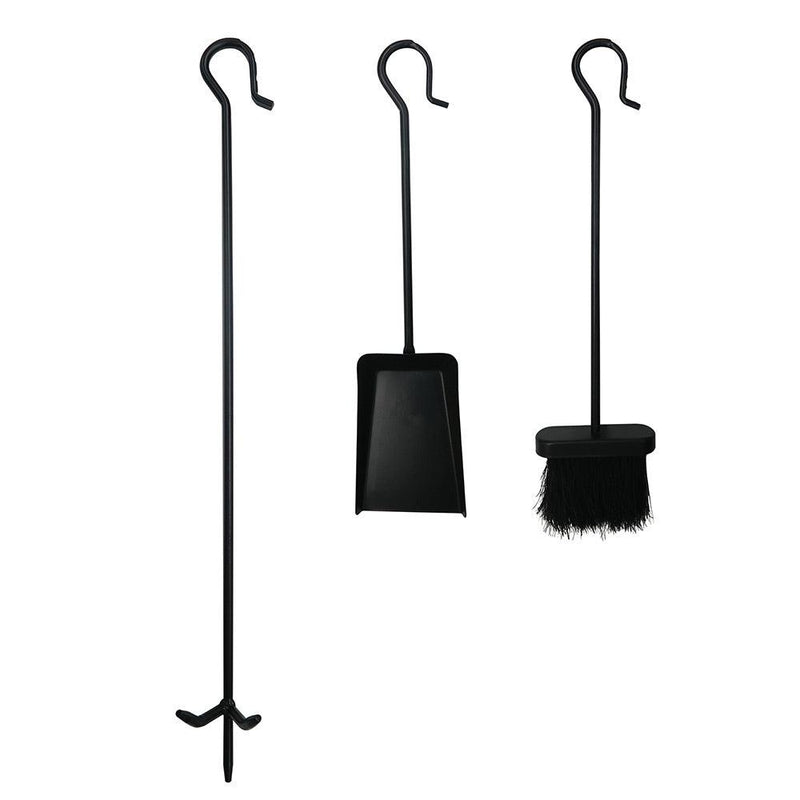 <b>Uniflame</b> 3 Piece Fire Pit Tool Set