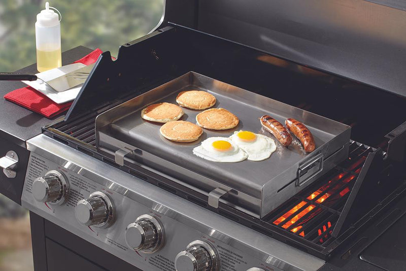 <b>Mr.Bar-B-Q </b> Stainless Steel Griddle