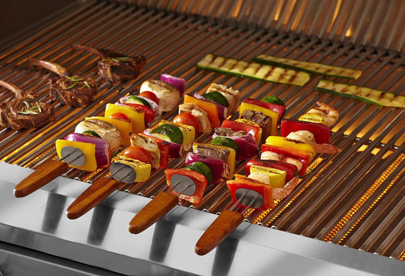 <b>Mr.Bar-B-Q</b> Kabob Skewers