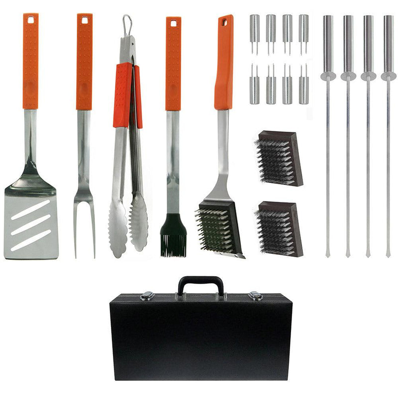 <b>Mr.Bar-B-Q</b> 20 Piece Barbecue Tool Set