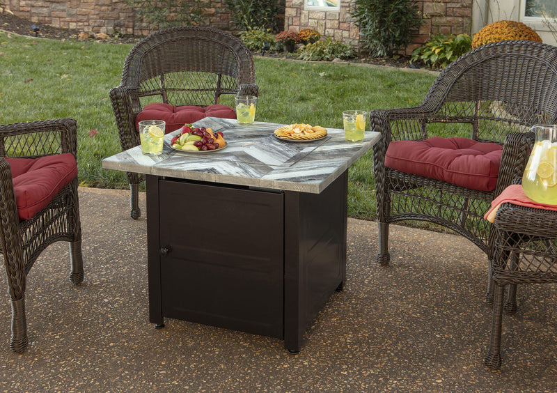 "<b>Endless Summer</b> 30 in.  ""Duvall"" LP Gas Outdoor Fire Pit"