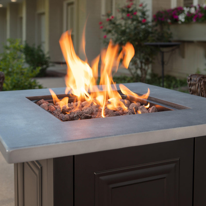 "<b>Endless Summer</b> 28 in. ""Wakefield"" LP Gas Outdoor Fire Pit"