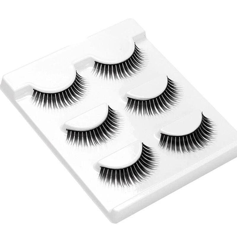 Drag Eyelashes Allison (3 Pairs) Eyelashes