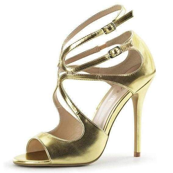 Drag Shoes Alaska (4 Colors) Gold / 4 Pumps