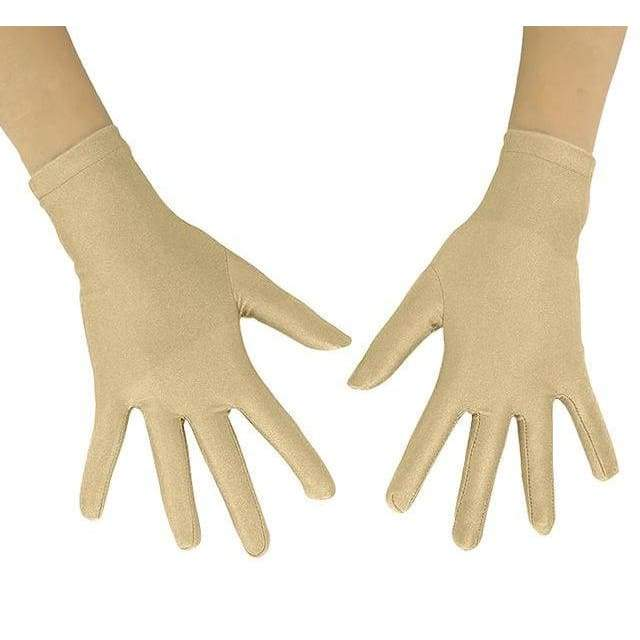 Gloves Drag Mimic (19 Colors) Nude / 10 Inch Gloves