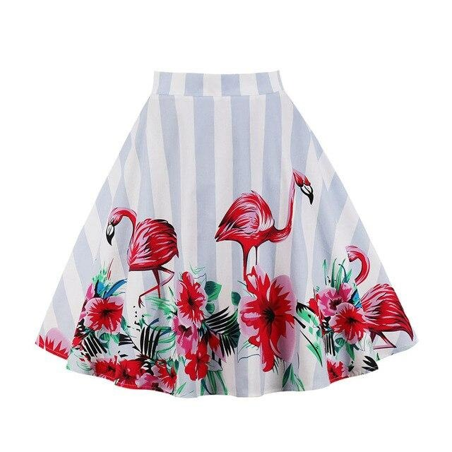 Skirt Queen Flamingo