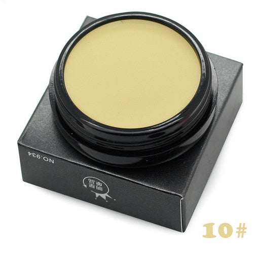 Full Coverage Concealer Cream (Múltiple Colors)