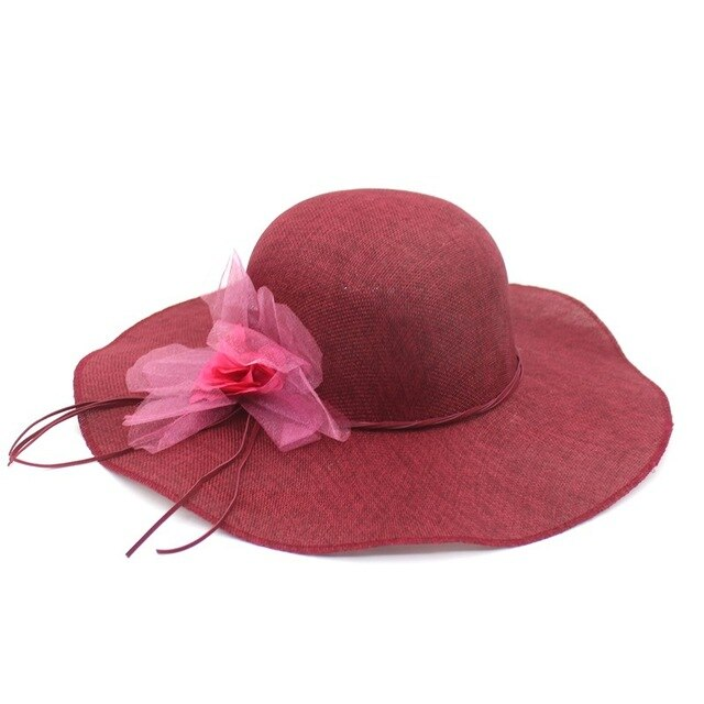 Hat Drag Linen (10 Colors)