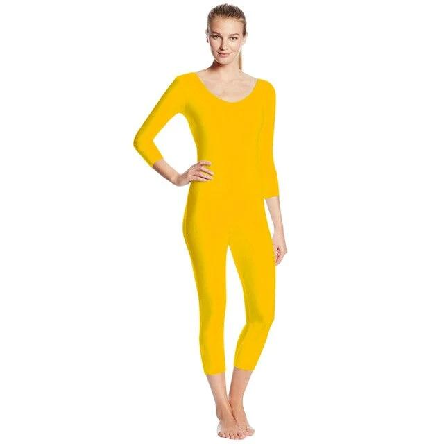 Unitard Drag Yemen II (Multiple Colors)