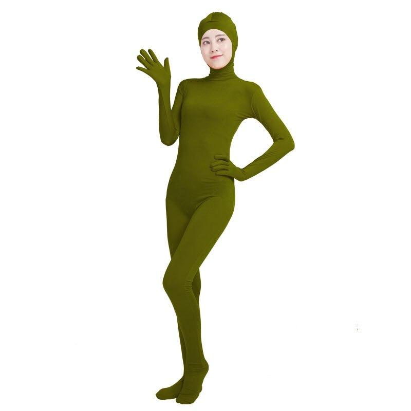 Zentai Suit Drag Cuba I (Multiple Colors)
