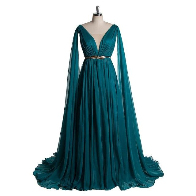 Evening Dress Drag Marlango (Multiple Colors)