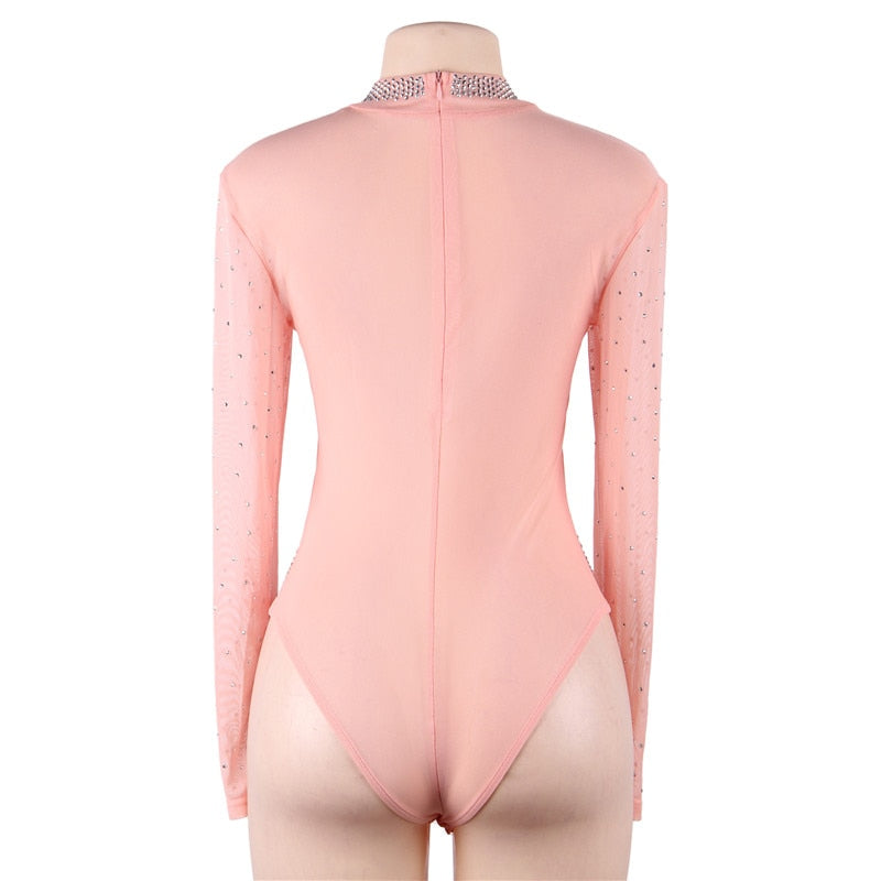Body Drag Diandra (Pink or Black)