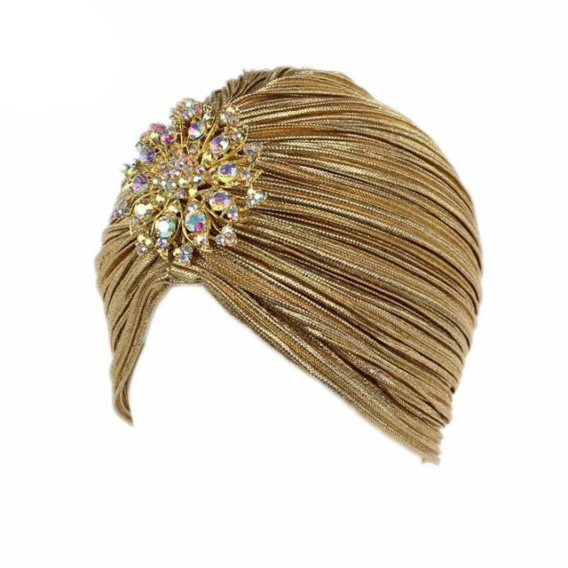 Turban Drag Chrysalide (4 Colors)