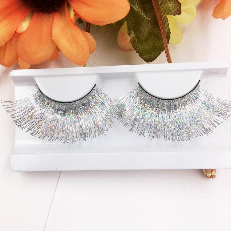 Drag Eyelashes Glitter