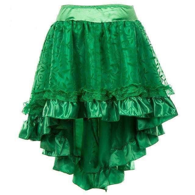 Skirt Lady Garbo (3 Colors) Green / XXXL Skirt