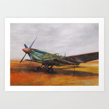 Load image into Gallery viewer, Vintage Plane II