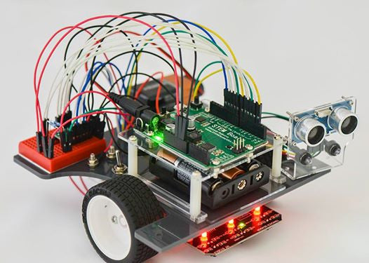 Pi-Bot : The Ultimate Robotics Experience