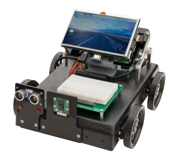 Pi Cruiser: A Raspberry Pi Mobile Computing System