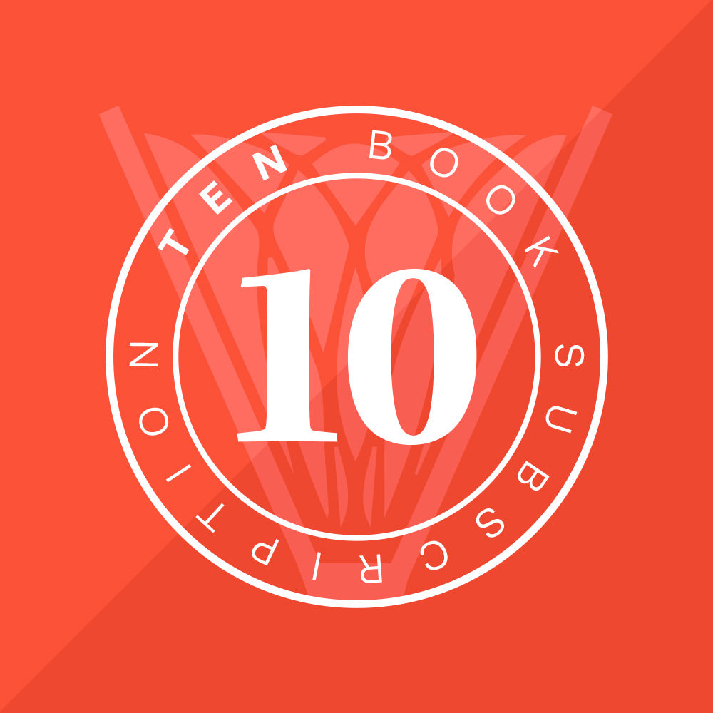 10 Book Subscription