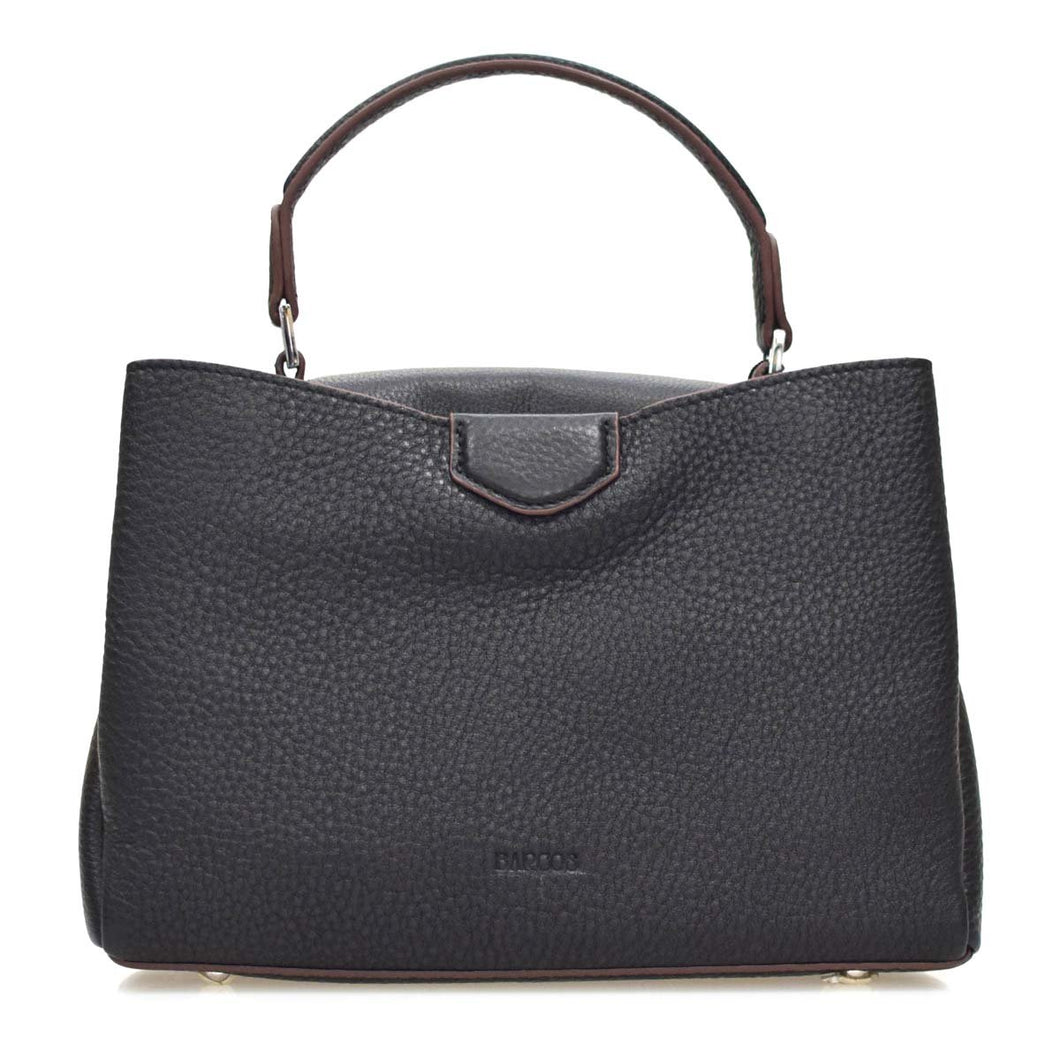 Simply Elegant Leather Top Handle