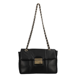 2 Way Quilted Chain Shoulder Bag