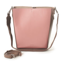 Load image into Gallery viewer, Smooth Leather Shoulder Bag (Bucket Design)