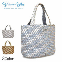 Load image into Gallery viewer, 2 Color Mesh Tote Bag